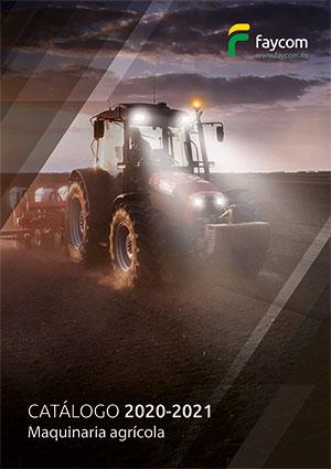 Catálogo Maquinaria Agrícola 2020-2021 - Faycom