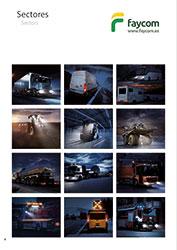 Página introductoria Sectores Catálogo 2020