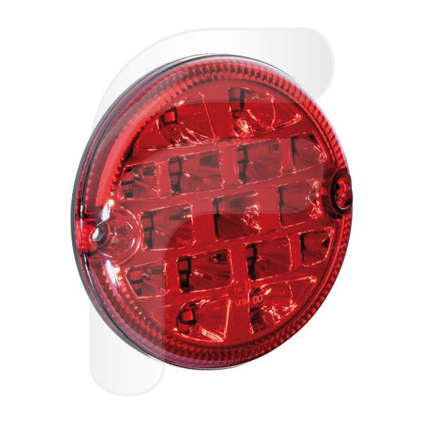 PILOTO REDONDO LED ANTINIEBLA 12/24V 95MM FA210115RB