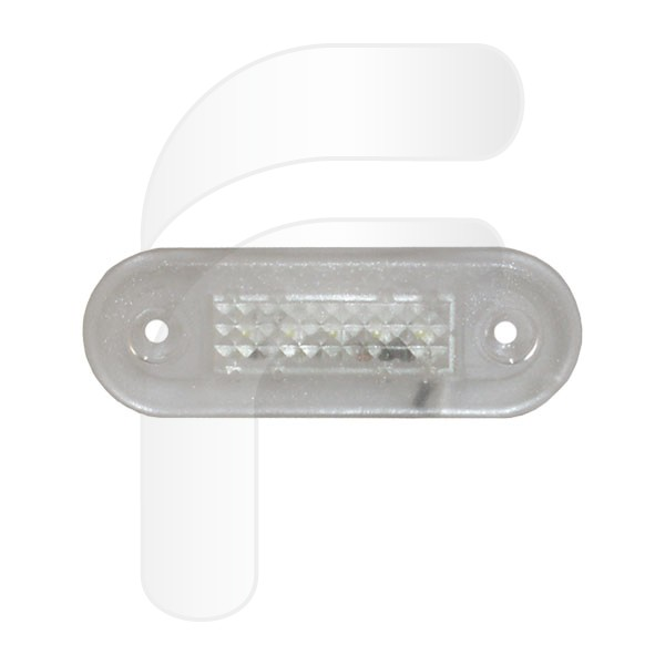 BALIZA INTERIOR AUTOBÚS LED ÁMBAR 12/24V FA503260-AM
