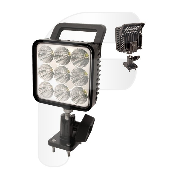 FARO DE TRABAJO LED REGULABLE 12/24V 1400 LUMENS FA511001